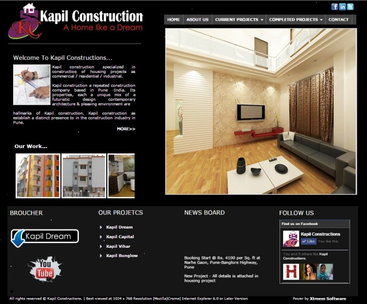 kapil construction