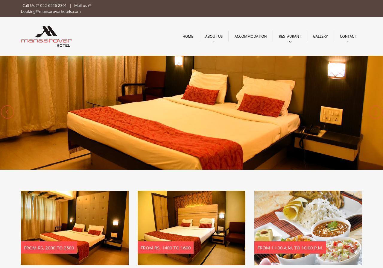 Mansarovar Hotels