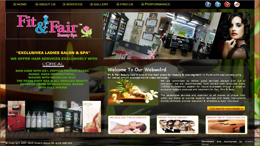 Fit & Fair Beauty spa