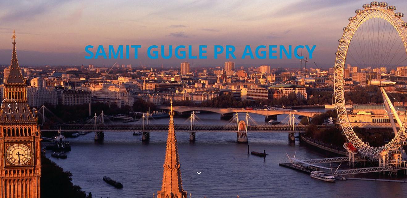 Samit Gugle PR