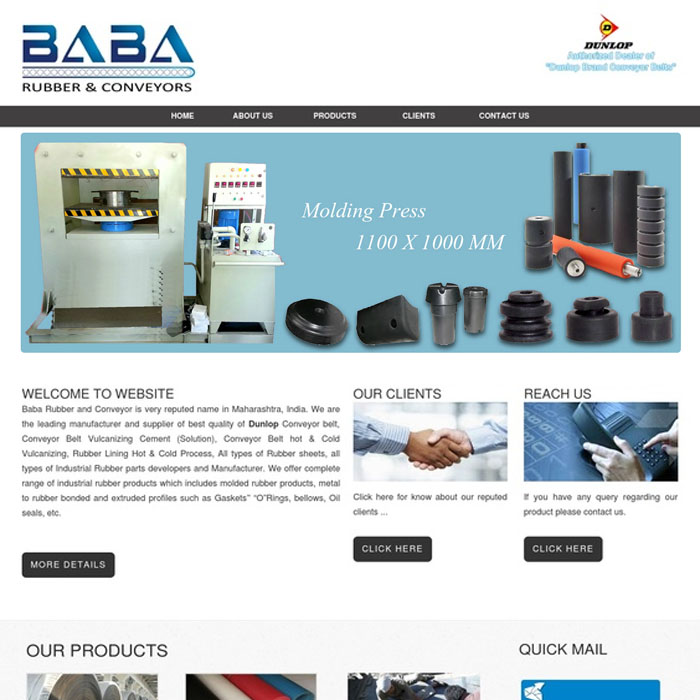 Baba Rubber and Conveyor