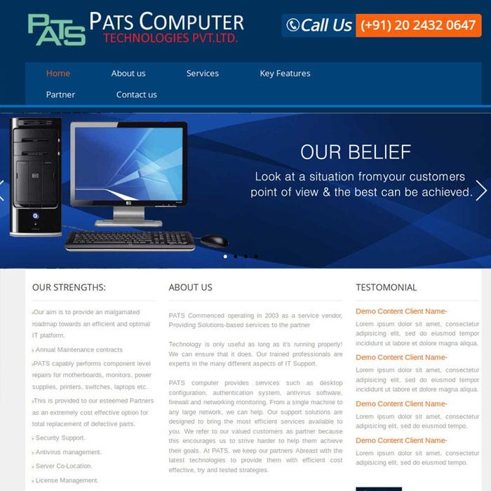 PATS computer