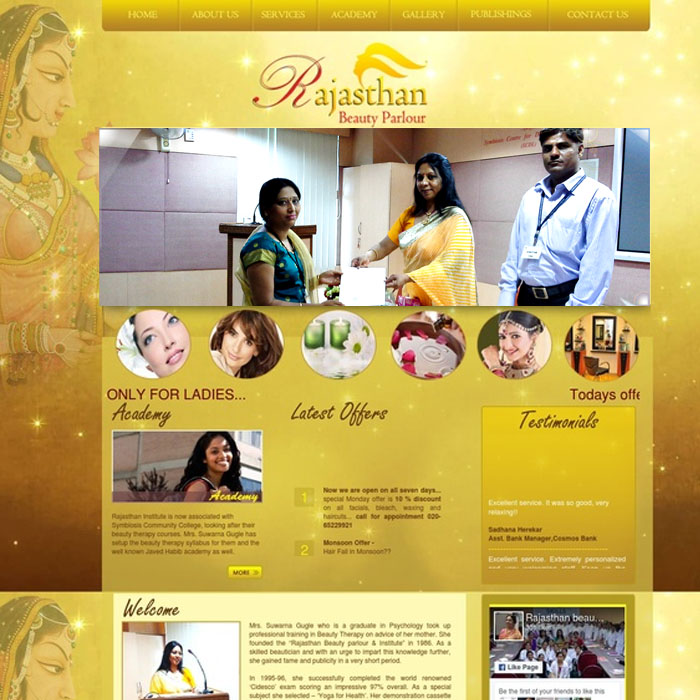 Rajasthan Beauty parlour & Institute